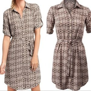 Cabi Shirt Dress NWT